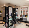 Newbury Cutting Salon | Sections